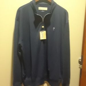 Donald Ross performance pullover